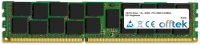 240 Pin Dimm - 1.5v - DDR3 - PC3-10600 (1333Mhz) - ECC Enregistré 1GB Module