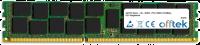 240 Pin Dimm - 1.5v - DDR3 - PC3-10600 (1333Mhz) - ECC Enregistré 16GB Module