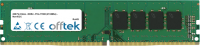 288 Pin Dimm - DDR4 - PC4-17000 (2133Mhz) - Non-ECC 8GB Module