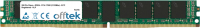 288 Pin Dimm - DDR4 - PC4-17000 (2133Mhz) - ECC Enregistré - VLP 8GB Module