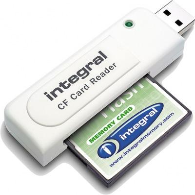 Integral Single Slot CF Carte Reader Carte Reader
