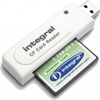 Integral Single Slot CF Carte Reader Carte Reader