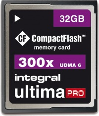 Integral Ultima-Pro Compact Flash 32GB Carte