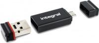 Integral USB OTG Adaptateur Avec Fusion 2.0 Lecteur 8GB