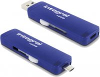 Integral Slide USB 3.0 OTG Lecteur 16GB