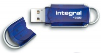 Integral Courier Lecteur Clé USB 16GB (34x Speed)