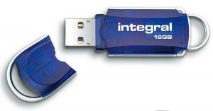 Integral Courier Lecteur Clé USB 16GB (34x Speed)
