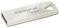 Integral Metal ARC USB 2.0 Flash Lecteur 16GB