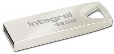Integral Metal ARC USB 2.0 Flash Lecteur 32GB