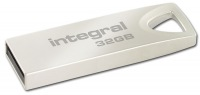 Integral Metal ARC USB 2.0 Flash Lecteur 32GB