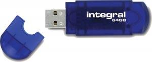 Integral EVO USB Lecteur 64GB
