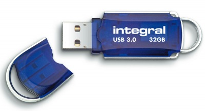 Integral Courier USB 3.0 Flash Lecteur 32GB