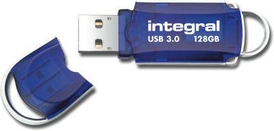 Integral Courier USB 3.0 Flash Lecteur 128GB Lecteur