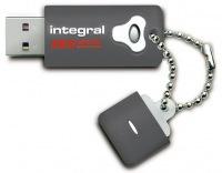 Integral Crypto Lecteur Crypté USB - (FIPS 197) 8GB Lecteur