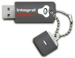 Integral Crypto Lecteur Crypté USB - (FIPS 197) 2GB Lecteur
