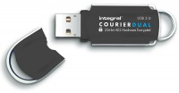 Integral Courier Dual FIPS 197 Crypté USB 3.0 Lecteur 32GB