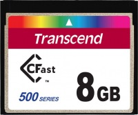 Transcend CFast  8GB Carte