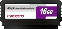Transcend PATA Flash Module (40Pin Verticale) 16GB