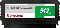 Transcend PATA Flash Module (40Pin Verticale) 512MB