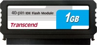 Transcend PATA Flash Module (40Pin Verticale) 1GB