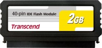 Transcend PATA Flash Module (40Pin Verticale) 2GB