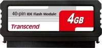 Transcend PATA Flash Module (40Pin Verticale) 4GB