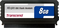 Transcend PATA Flash Module (40Pin Verticale) 8GB