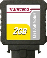 Transcend IDE Industrial USB Verticale 2GB Module