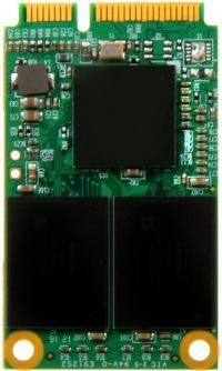 Transcend SATA III 6Gb/s MSATA SSD 64GB Lecteur