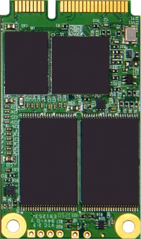 Transcend SATA III 6Gb/s MSATA SSD 32GB Lecteur
