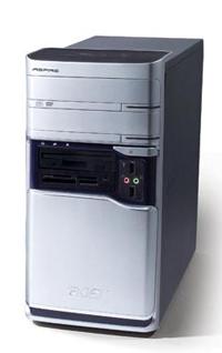 Acer Aspire EM61SM/PM ordinateur de bureau