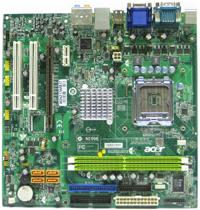 Acer MCP73O carte mère