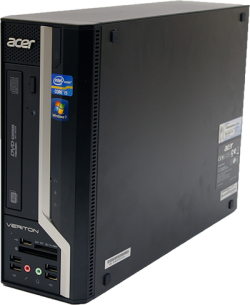 Acer Veriton X4618G-Ui52320W ordinateur de bureau