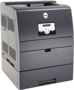 Dell Colour Laser Printer 3000cn imprimante