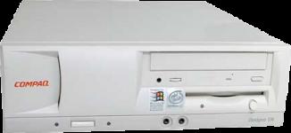 HP-Compaq Deskpro Desktop Séries