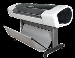 HP-Compaq DesignJet 2000CP imprimante