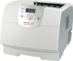 IBM-Lenovo Infoprint Color 1464DN imprimante
